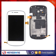Alibaba express Lcd touch screen display for samsung galaxy S3 mini i8190