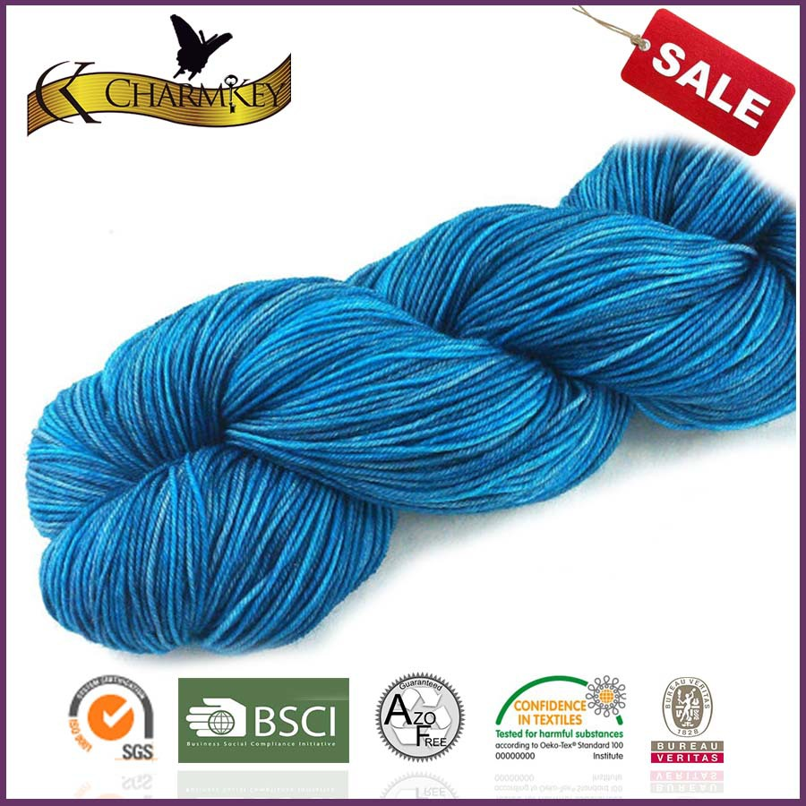 wool weaving yarn in clothing