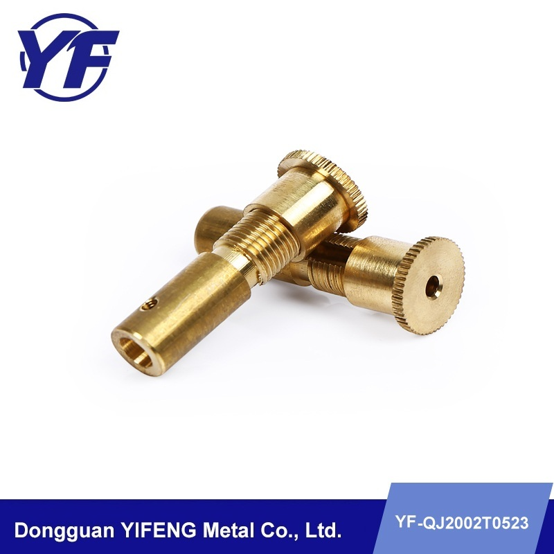 High precision grooved falnge screw nut and bolt , custom cnc machining service