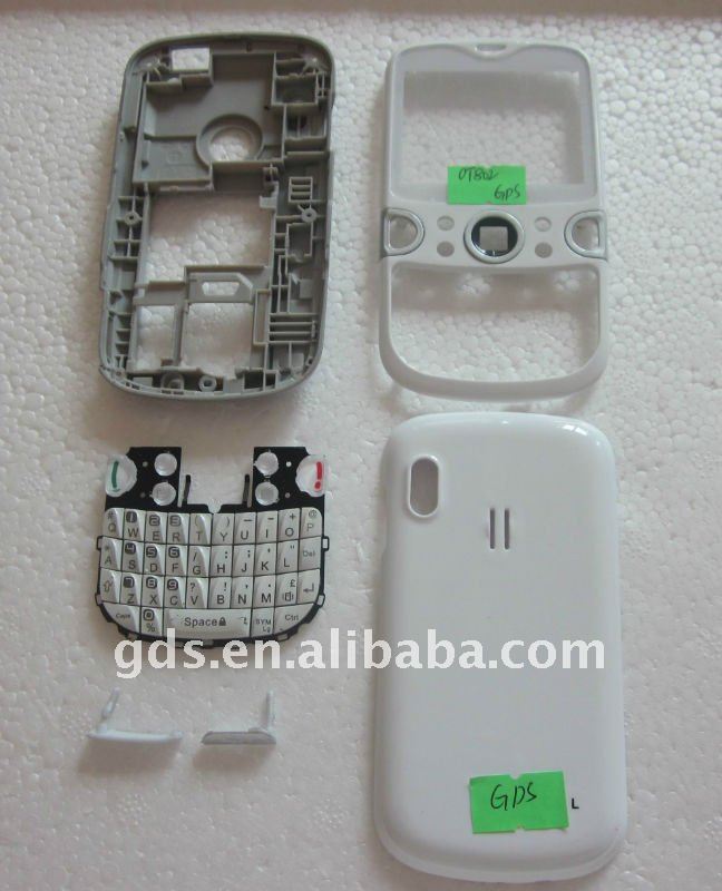 For Alcatel OT802 Housing cover white