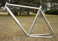 aluminium alloy bicycle frames