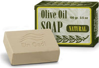 Traditional hand-made Olive Oil Soap 100 gr. - non scented.