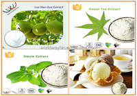 China manufacturer 100% pure natural sweeteners stevia powder extract,health food addictive Sweet Tea Extract