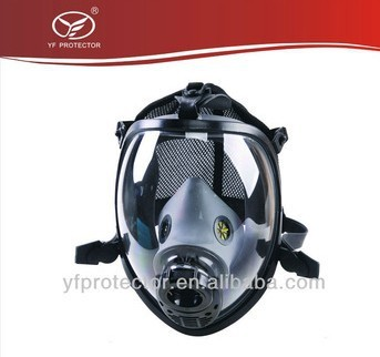 Anti riot helmet/riot control polic /Helmet with gas maskMilitary high quality Mask