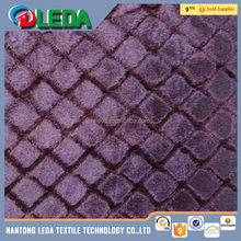 Popular design cable knitted fabric