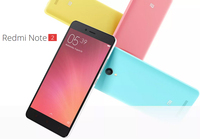 REDMI NOTE2 phone made in china smart mobile phone