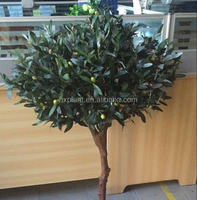 best price plastic olive tree Artificial olive tree floral faux Olive bonsai plant