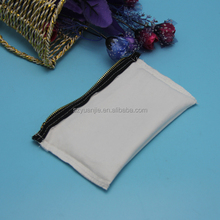 promotional school camvas zipper pencil bag wholesale