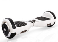 Long time working intelligent balance car with 6.5inch wheels remote control function