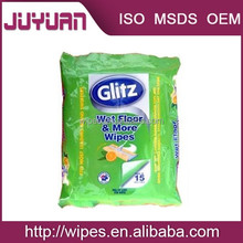 Wholesale Best Quality Eco-Friendly Cleaning Cloth Floor Cleaning Wet Wipe