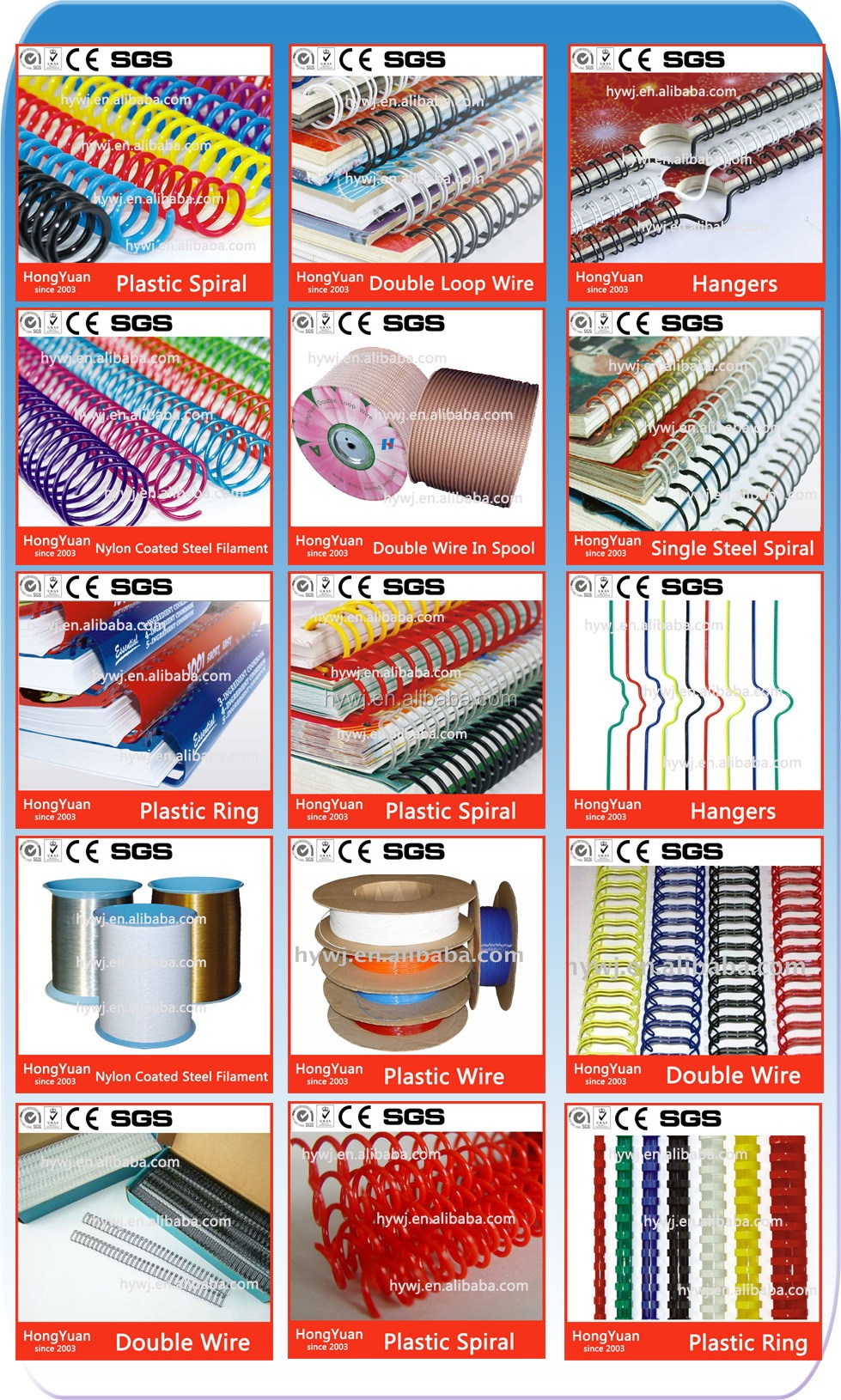"Printing Materials other office & amp,school supplies,double loop wire max size 1-3/4"" loops"