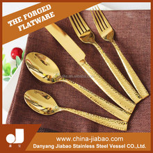 Decorated with the bee insect in Block ABS handle flatware