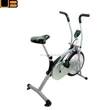 Indoor Tranier Exercise Bikes Air Walker With Hand Pulse Air Bike Crossfit