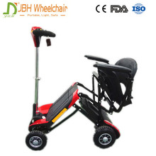 intelligent lightweight portable foldable mobility scooter