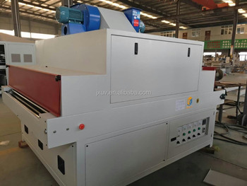 1000mm Five Lamps UV Curing Machine