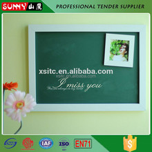 School office decoration aluminum frame magnetic sign white board