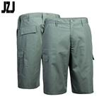 military camouflage breathable green combat shorts