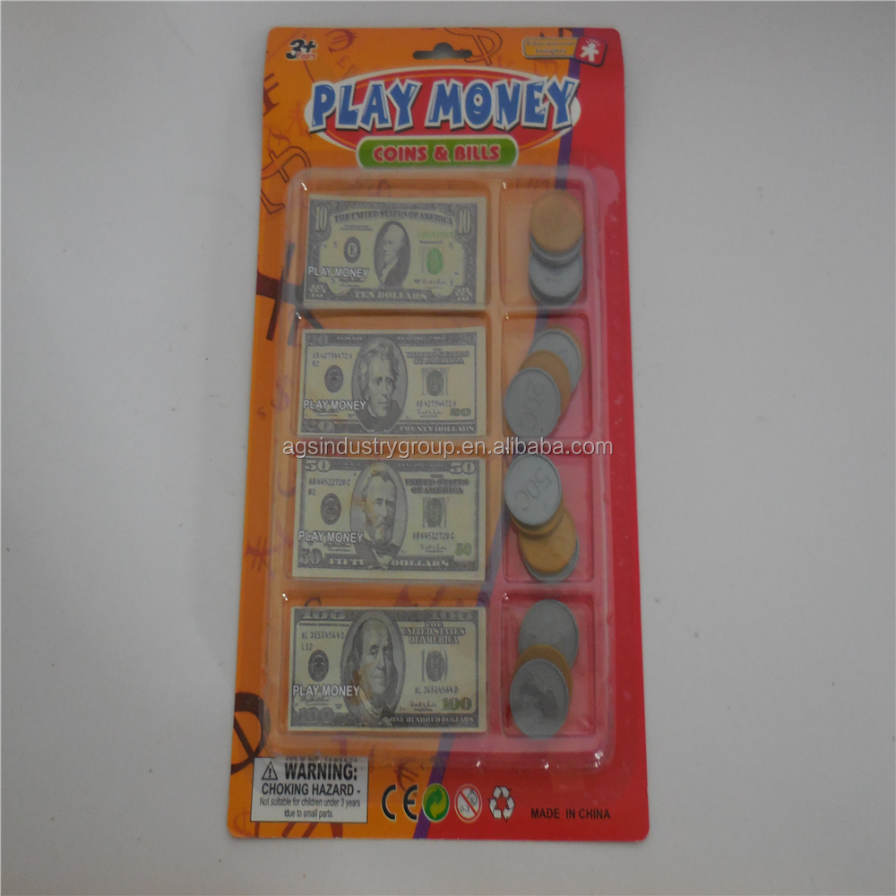 US Dollar play money children play money toy
