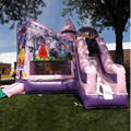 plaza inflatable bouncer with high quality