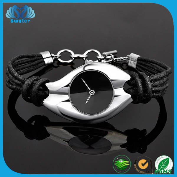 China Wholesale Leather Bracelet African Watches
