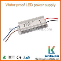 IP67 waterproof dimmable LED driver