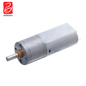 20mm pm dc spur geared motor