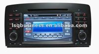 special Mercedes Benz R W251 car DVD player with GPS, canbus, steer wheel control factory