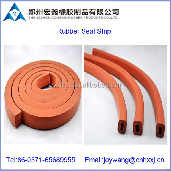 NBR,silicone, EPDM neoprene rubber strip