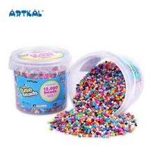 5mm Educational Toys Artkwork Perler Beads 2012KS