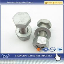 Rack bolt screw /m24 bolt specifications