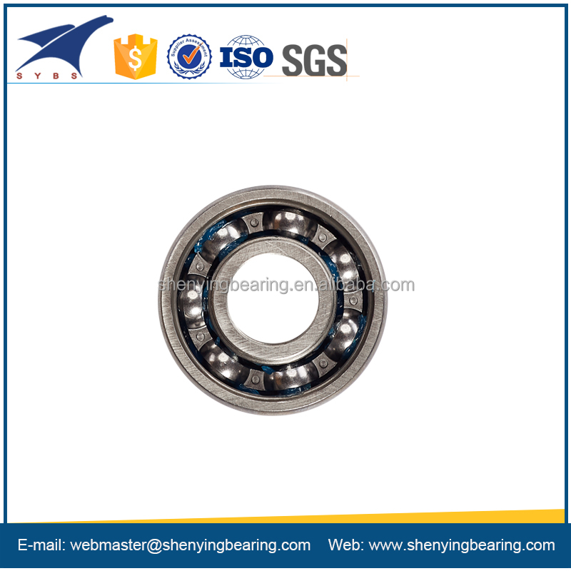 oil lubrication motorcycle ball bearing 6301