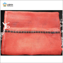Good air ventilation mesh plastic bags for carrying agricultural products