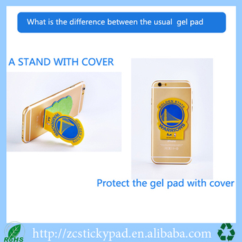manufactory direct selling nano phone sticky suction holder