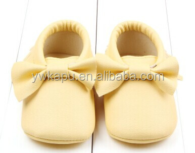 Chinese kids wear new model Manufactory import baby shoes wholesale shoes baby moccasins in bluk