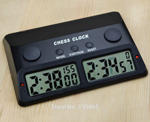 Hot Sale Added time Count Down Timer Digital Master Chess Clock