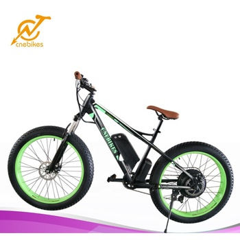 FR26A fat tire electric bike snow electric bicycle
