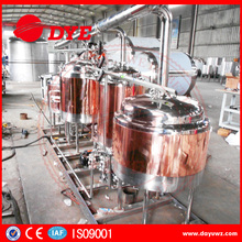 2014 New SUS304L Beer Brewery Project for Brewhouse,Bar,Home (CE Approved)