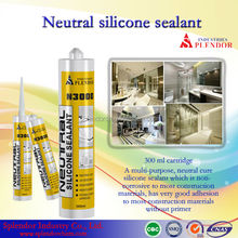 Neutral Silicone Sealant supplier/ kitchen and bathroom silicone sealant supplier/ silicone sealant with plastering machine