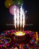 fireworks Birthday Candle Party Cake Fountain
