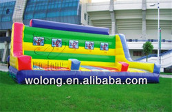 Out equipment Inflatable sports playground equipment/inflatable sport playground
