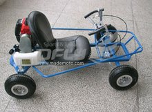 Low price 43cc 2 stroke go kart engines