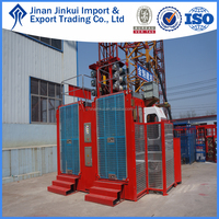 Direct selling building hoist SC100 lift elevator gear box