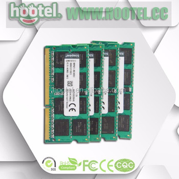 Real capacity speed ram memory ddr3 2gb 1333 ram memory module laptop NoteBook