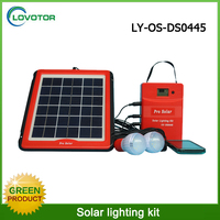 Portable UPS hanging small solar light kit indoor and outdoor