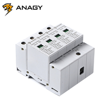 Supplier direct Sale Convenient Control Lightning Surge Arrester 3 Phase SPD and Neutral Surge Protection Device Price