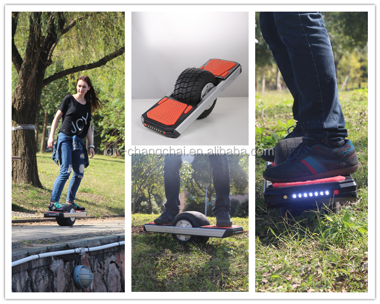 Newest Fashionable One Big Wheel Off Road Electric Skateboard Wholesale