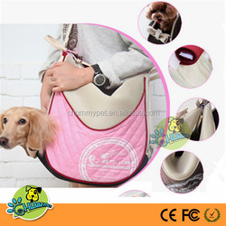 pink pet carrier/backpack pet carrier for dog and cat