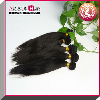 silky straight cheap wholesale malaysia human hair wefts