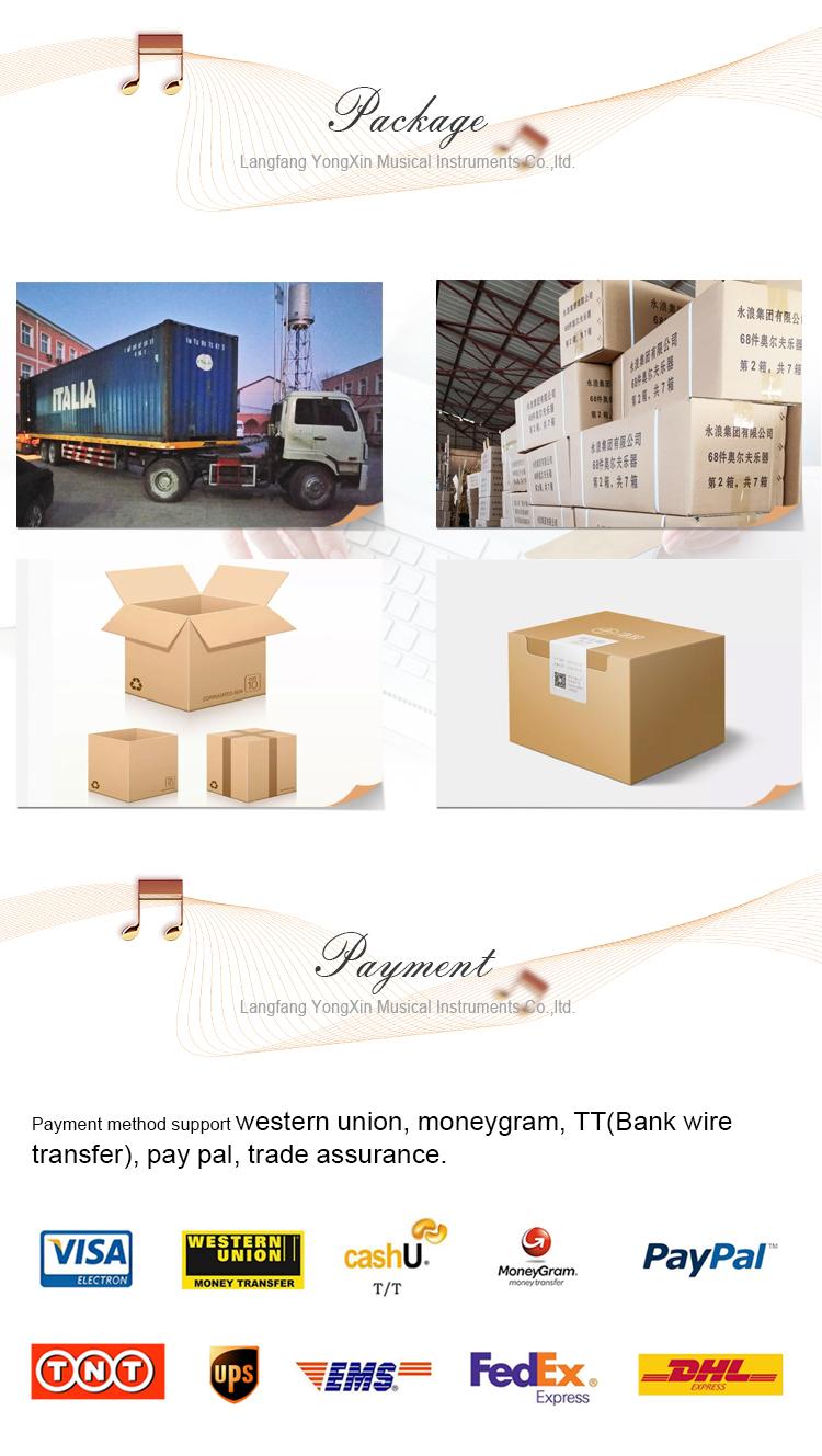 China caixão de cajon caixa de madeira artesanal de percussão para venda