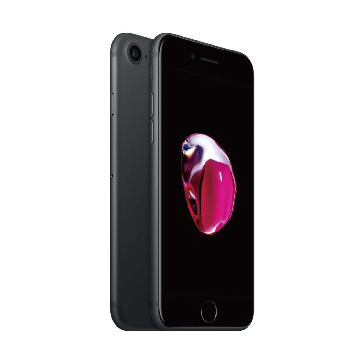 Used wholesale Jet Black A Grade 95% New Mobile phone 128 GB for iphone <strong>Apple</strong> 7